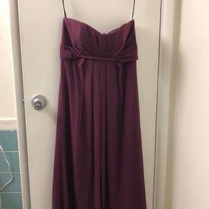 Dresses & Skirts - Long, formal, strapless dress